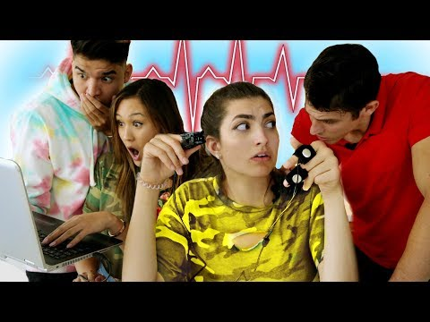Boyfriend VS Girlfriend Lie Detector Tests with LaurDIY and AlexWassabi