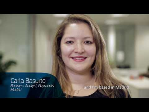 A day in the life of Carla Basurto, Business Analyst at Amadeus R&D Payments