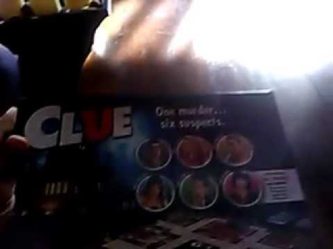 How to play clue game