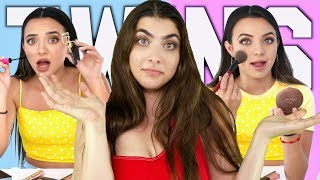Which Twin Is Better At Makeup With The Merrell Twins