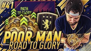 FUT CHAMPIONS REWARDS! HUGE PACK OPENING! CASHING OUT? - Poor Man RTG #41 - FIFA 18 Ultimate Team
