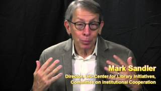 Mark Sandler Penthouse Interview For Charleston Conference 2015