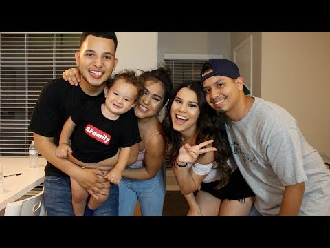 Our First Youtube Collab With The A Family !