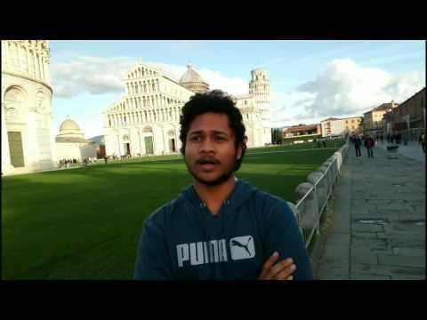 Indian Students in Italian University | University of Pisa | Best University In Italy Europe Videsh