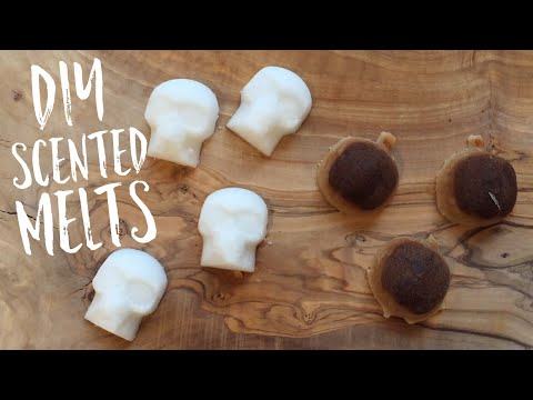 How to make scented melts|How to make scented wax melts|DIY Wax Melts
