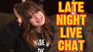 Live Chat with Piper, Parker and Adam Plus Mario Talk & a Pun Contest