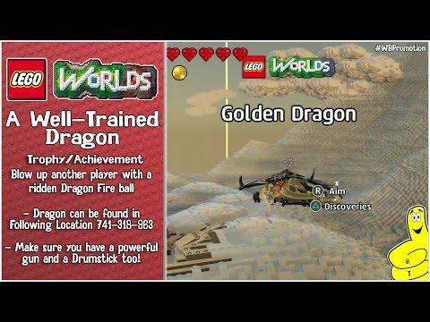 Lego Worlds: