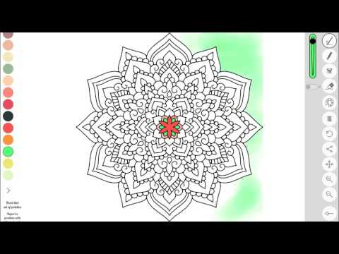 Zen Coloring for Adults Windows 10 instructions