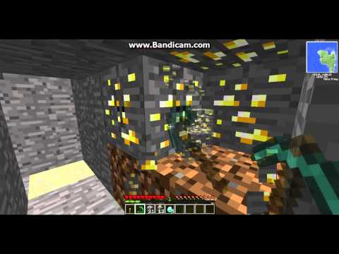 Minecraft:How to get Diamonds and gold FAST
