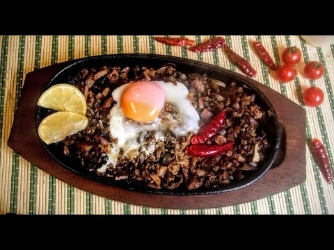 Talong Sisig Recipe (with giniling)