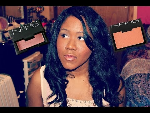 Blush Colors For Brown Skin Women - Blushes, Highlights, Bronzers - Nars Blush Swatches