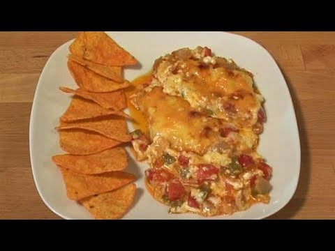 How To Prepare Spicy Mexican Dip