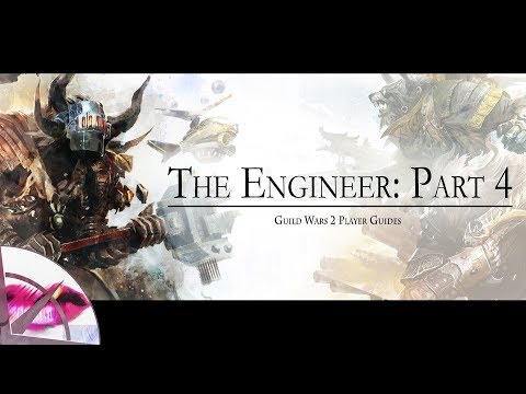 Guild Wars 2 New Player Guide | Engineer Turrets | The Krytan Herald