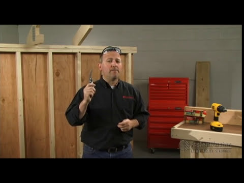 FastenMaster TimberLOK - Rafter/Truss to Top Plate Fastener