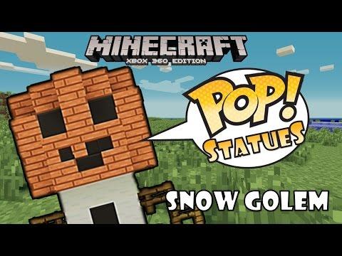 Minecraft (Xbox): Funko™ Pop! Statues -