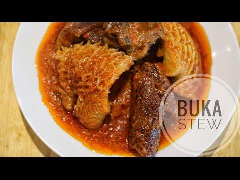 Buka Stew (with assorted meats) | Obe Ata | Nigerian food