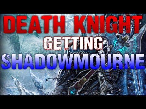 Obtaining Shadowmourne on Death Knight (Older footage)