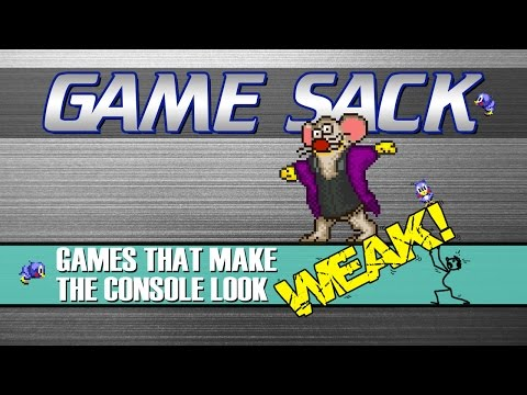 Games that Make the Console Look WEAK! - Game Sack