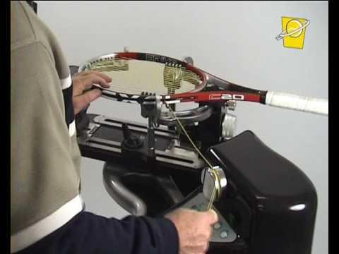 string a racket