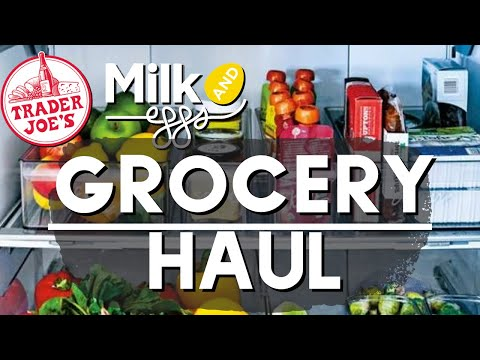 Vegan DAIRY De-Mystified: Cheese, Yogurt, Milk, Eggs & HUGE Grocery Haul | Leeor Alexandra
