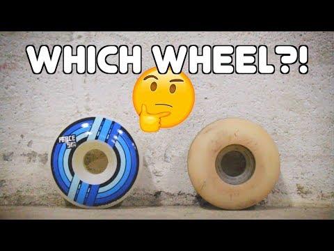 Testing Different Skateboard Wheel Sizes!
