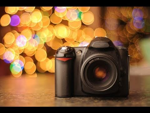 Bokeh Photography Tutorial