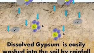 Other uses for Gypsum