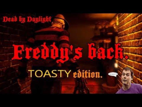 Dead by Daylight Freddy's back! (Toasty edition)