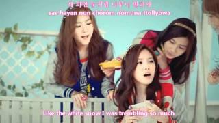 A Pink - MY MY MV [eng sub + romanization + hangul]