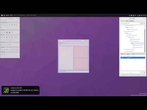 OS.js - First look at the IDE (Interface Designer)