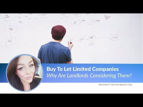 Buy To Let Limited Companies - Why Are Landlords Considering Them?
