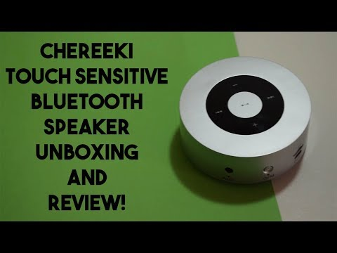 GSTEK/Chereeki Speaker unboxing, review and test!