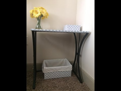 How To Make your Table Look Like New For $1