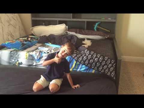 Jacob's New Bed