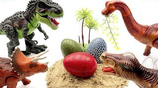Jurassic World2 Dinosaur Born in Dinosaur Eggs~ Who