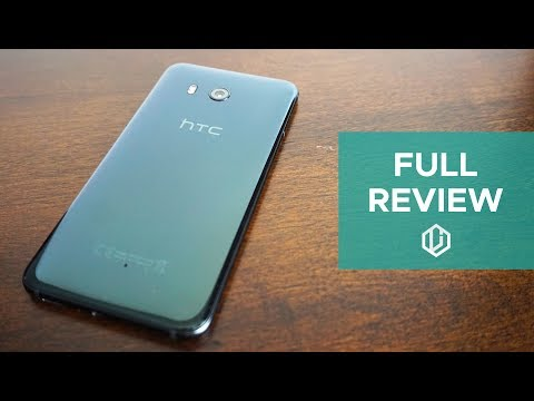 HTC U11 - Do you even Squeeze? Full Review