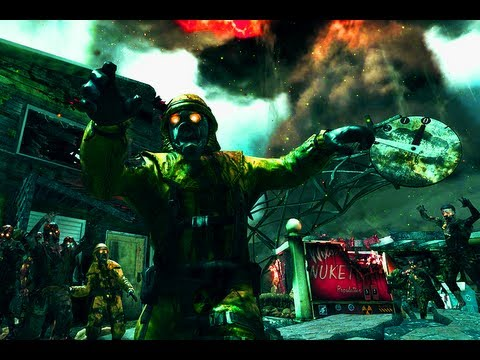 Nuketown Zombies Black Ops 2 (How To Get Nuketown Zombies)