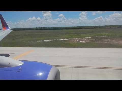 Southwest Airlines Boeing 737-700 Takeoff from Punta Cana International Airport