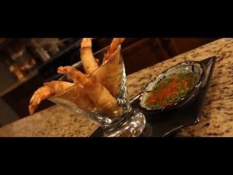 How To Make Fried Shrimp Rolls
