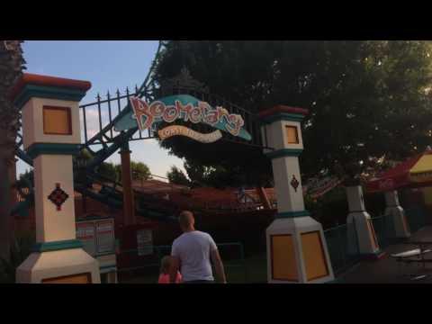 The Great Coaster Roadtrip Day 8 Six Flags Fiesta Texas Coaster Vlog