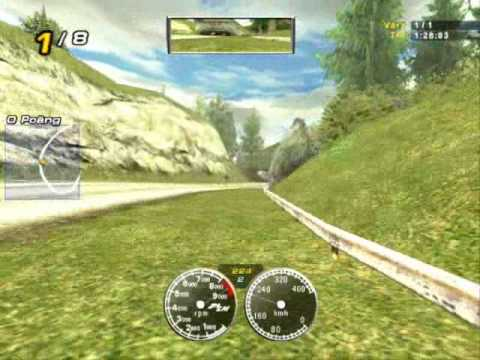 Need for speed hp2 Scenic drive forward.wmv