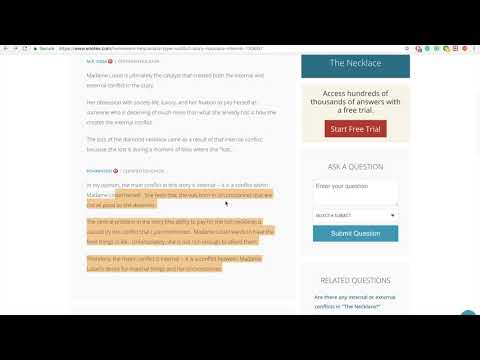 How to see hidden answers on enotes and similar websites