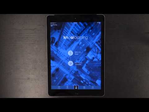 Set up Data on iPad
