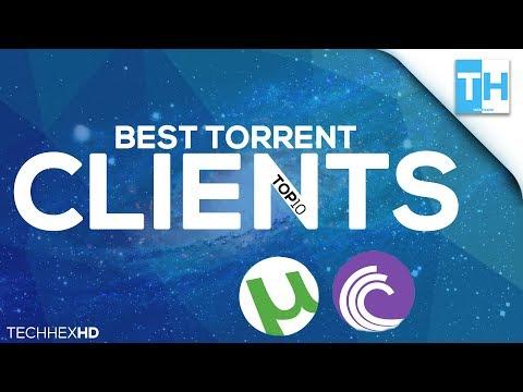 Top 10 Best Torrent Clients