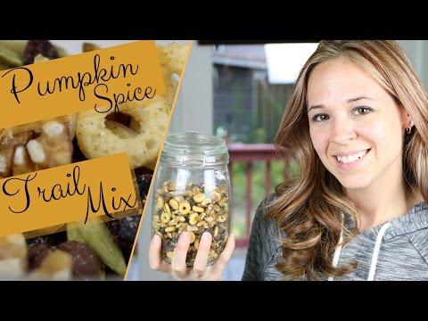 Pumpkin Spice Trail Mix recipe - How to make