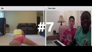 Girls Twerk (for like 5 seconds), Epic freestyle, Jew jokes | Chatroulette Funniest moments 7
