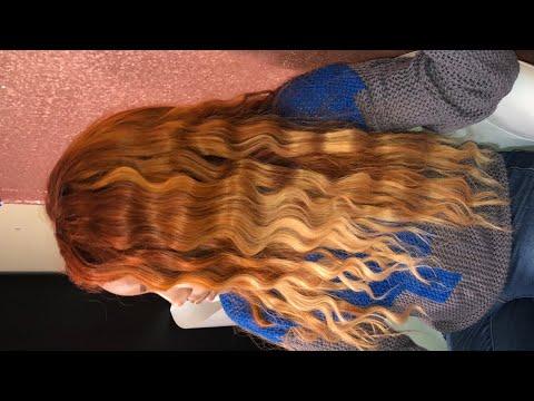 Watch Me Style My Virgo Hair
