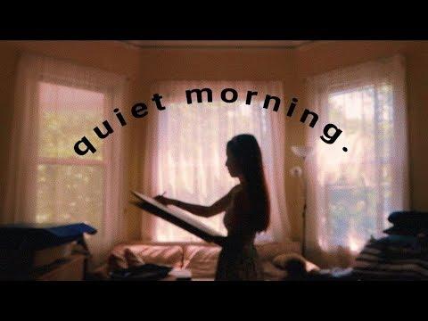 Quiet Morning.