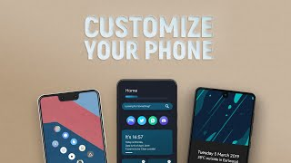 How to Create an AMAZING and UNIQUE Home Screen Setup!