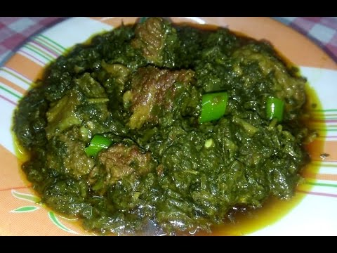 Palak Gosht | BY FOOD JUNCTION